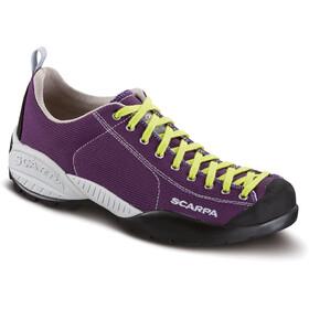 Scarpa W's Mojito Fresh Shoes dark violet-lime